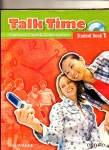 Talk time - Everydany English Conversation - Studen Book 1